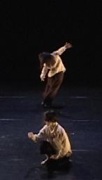 Hiroshi Miyamoto contemporary dance an uniterrupted THING