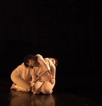 Hiroshi Miyamoto contemporary dance futari the two