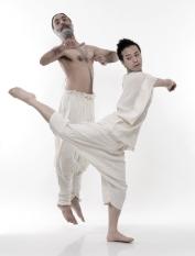 Hiroshi Miyamoto contemporary dance Mango Cherry Mix